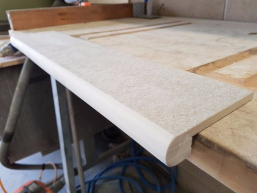 Double Lamination – Full Bullnose