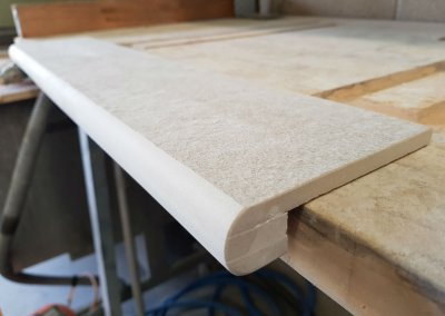 doulbe lamination double bullnose 1